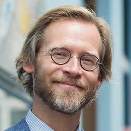 Läkaren Henrik Widegren.
