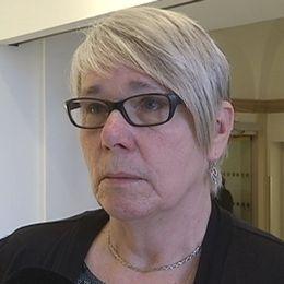 Monica Johansson (S), landstingsråd i Sörmland
