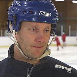 Henrik Nygren är lagets tränare.