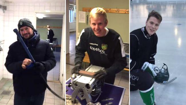 Kungsbacka-Posten Braksucc nr bandyspelare sker fruar
