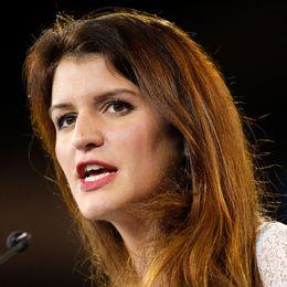 Frankrikes statssekreterare för jämställdhet Marlène Schiappa