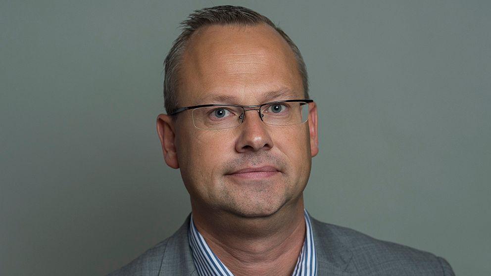 Patrik Jönsson, Sverigedemokraterna.