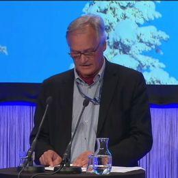 Europeisk säkerhet – ett fördjupat samarbete: Christian Leffler, vice generalsekreterare European External Action Service. Arrangör: Folk och Försvar. Från 14/1.