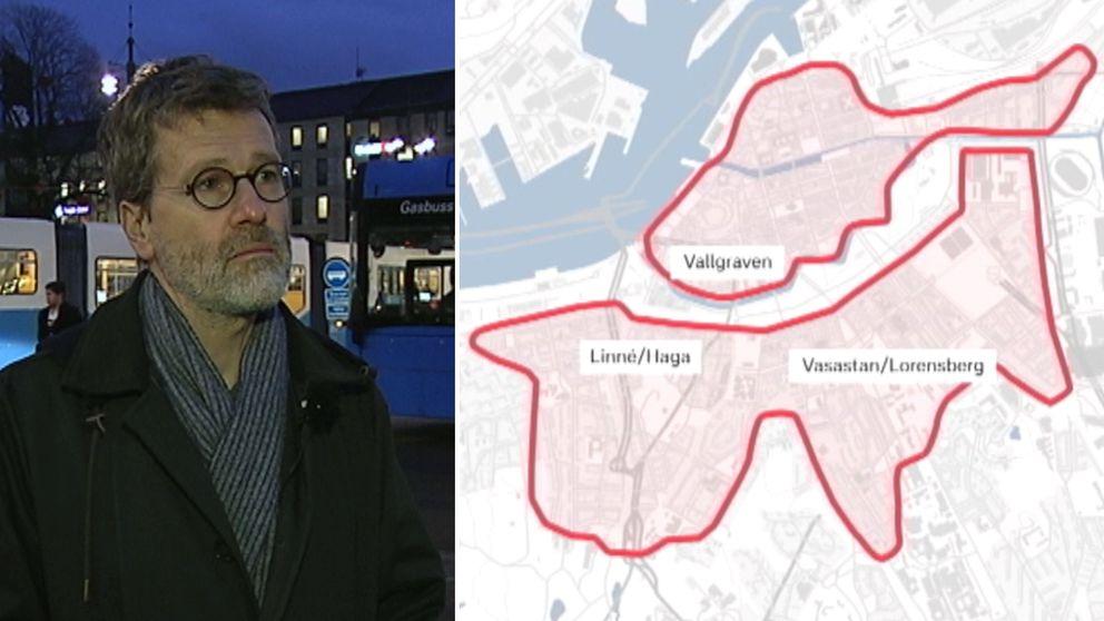 Ulf Kamne (MP) kommunalråd i Göteborg stad