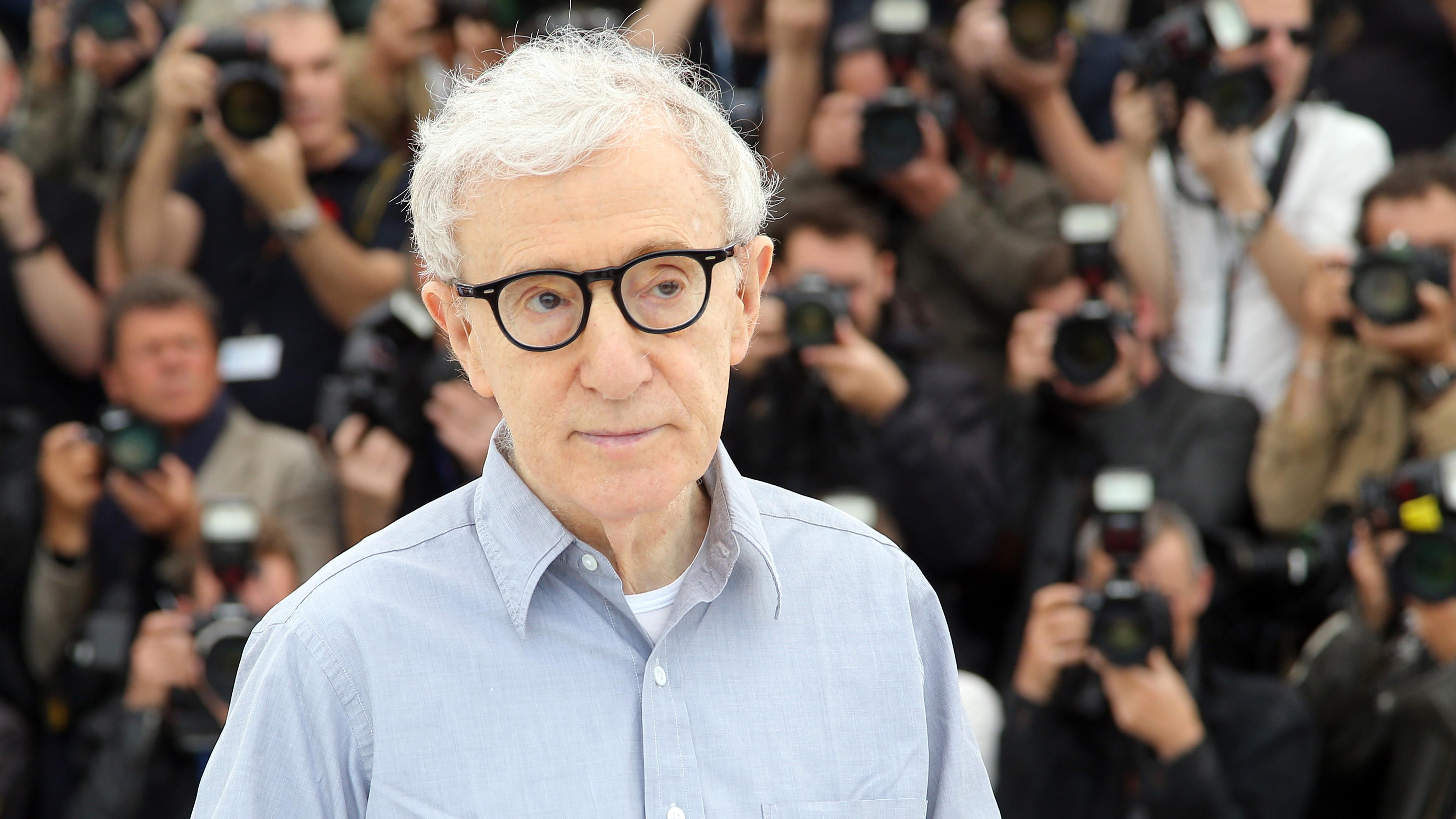 Woody allen kan filma i stockholm