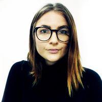 Sandra Lind, lokalreporter på SVT Nyheter Dalarna.