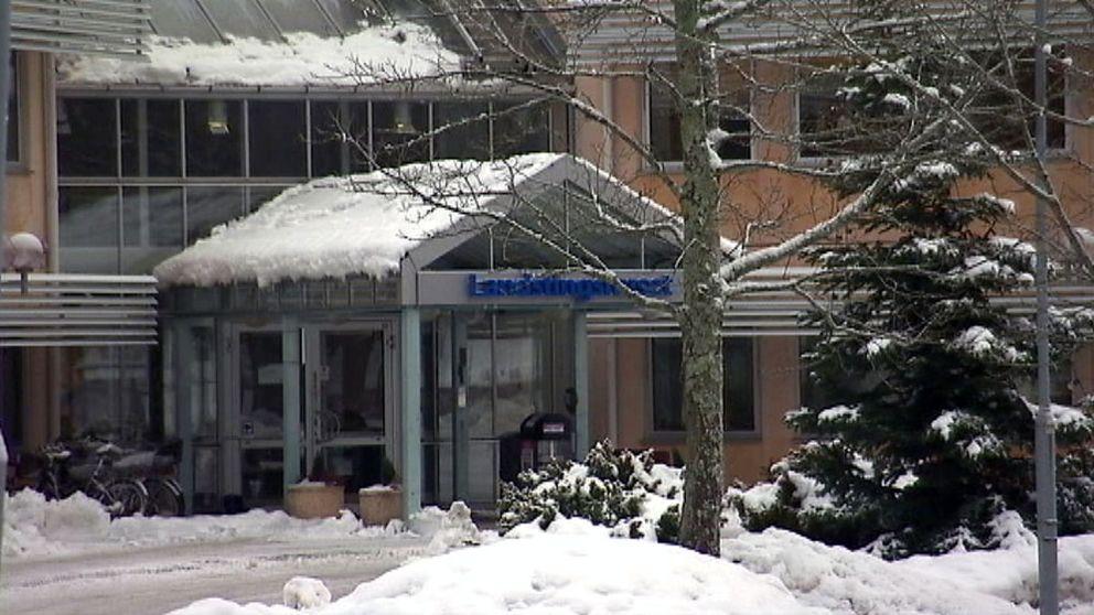 Det har under dagen varit svårt att komma fram på telefon till Landstinget i Värmland