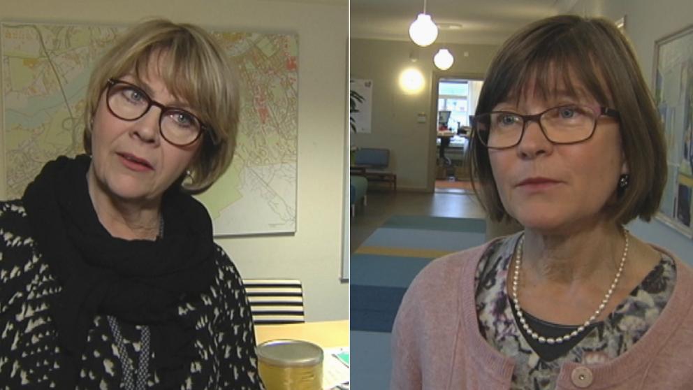 Ulla Jonsson ochKarin Pleijel