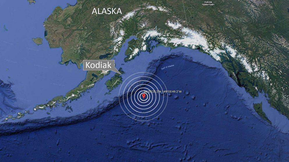 Här ägde jordbävningen rum