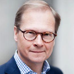 SVT:s inrikespolitiske kommentator Mats Knutson.