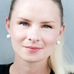 Saga Alm Mårtensson sexolog