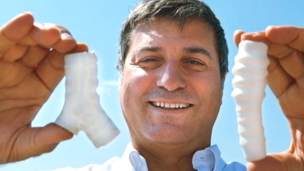 Karolinska institutets har förlorat förtroendet för Paolo Macchiarini.