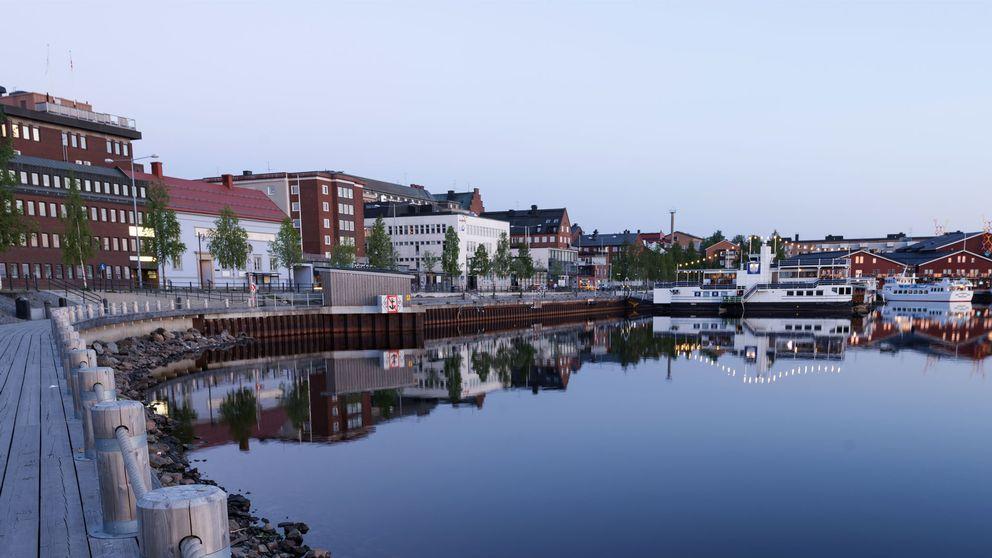 Norra Hamn i Luleå