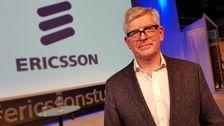 Ericssons vd Börje Ekholm