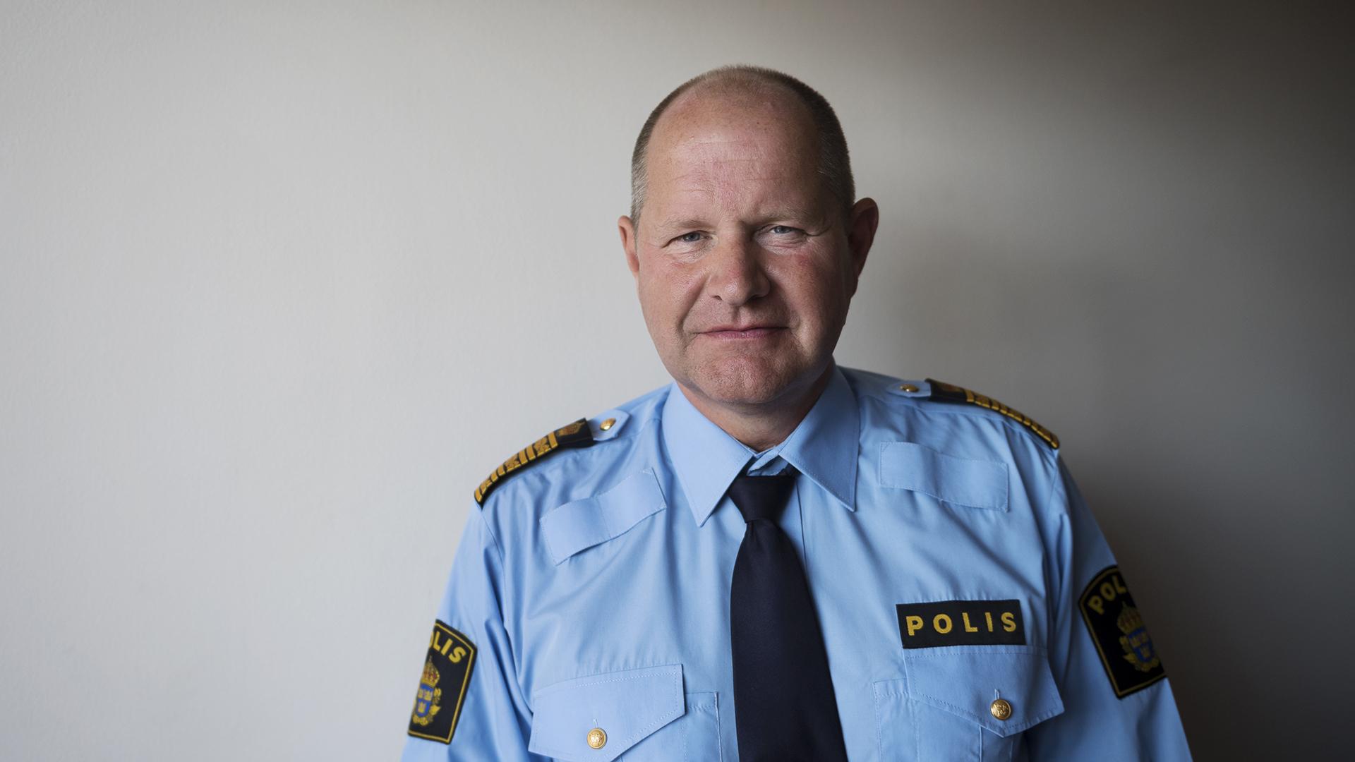 Persson far toppjobb i skogen