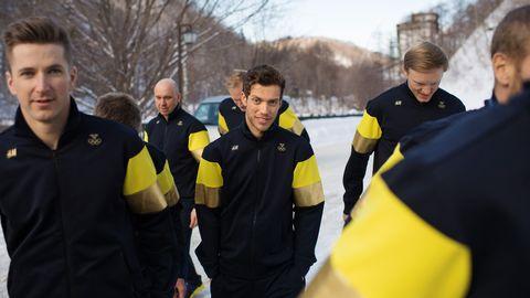Олимпийские одежды / 올림픽 복 - Страница 10 Sverigeherrar-jpg