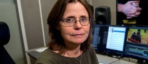 Eva Harström, reporter på SVT Nyheter Västernorrland.