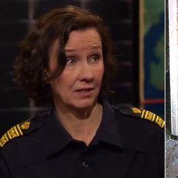 Carolina Paasikivi är högsta chefen i polisområde Stockholm Syd.
