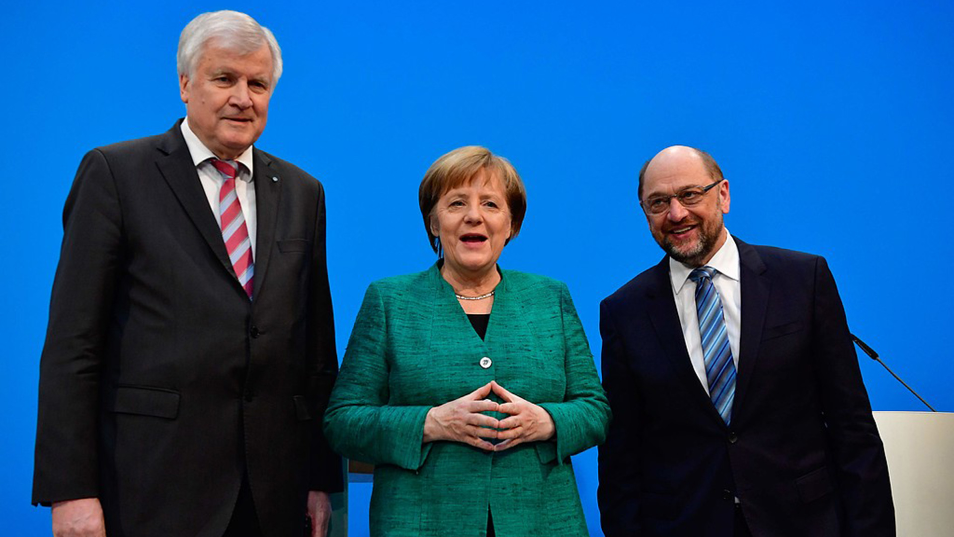 Tyska spds partiledare kollapsade