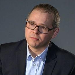 Peder Hyllengren, forskare på Försvarshögskolan.