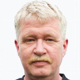 Eskil Rönér, ordförande för Hamnarbetarförbundet
