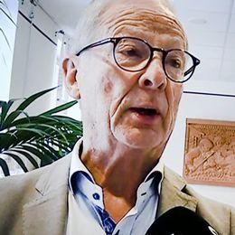 Målsägarbiträdet K-G Myhrberg berättade om familjens inställning efter att tingsrättens dom i mordfallet Tova Moberg kommit.