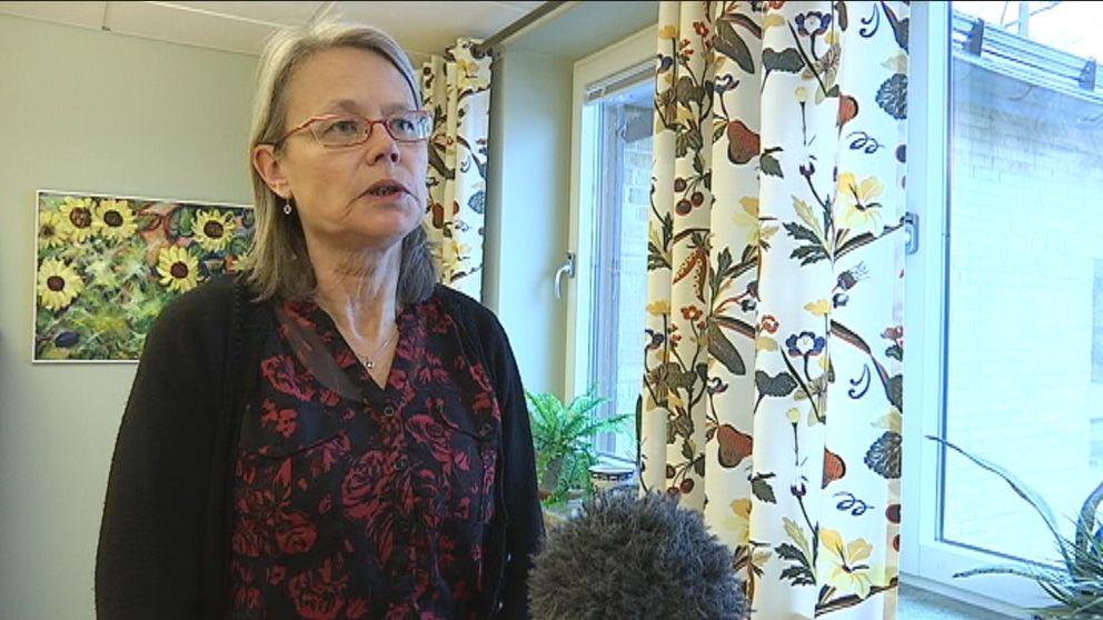 Anneli Bengtsson (S), kommunstyrelsens ordförande i Vingåker