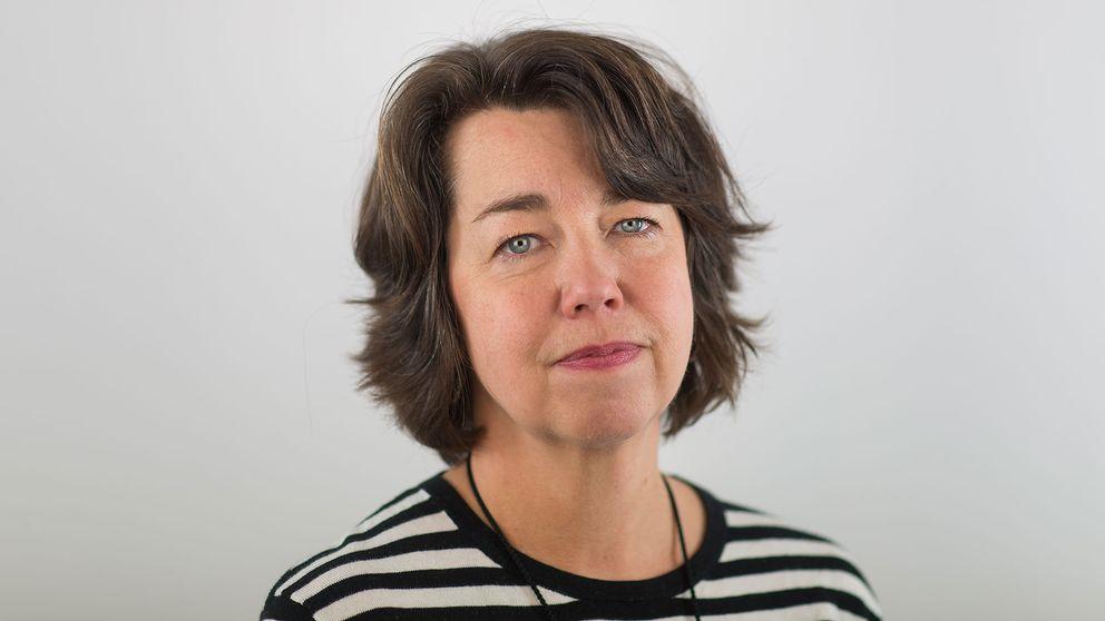Pia Bernhardson, utrikeschef, SVT