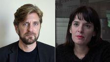 Rueb Östlund har olovligen använt Lola Arias namn i filmen The Square, menar konstnären.