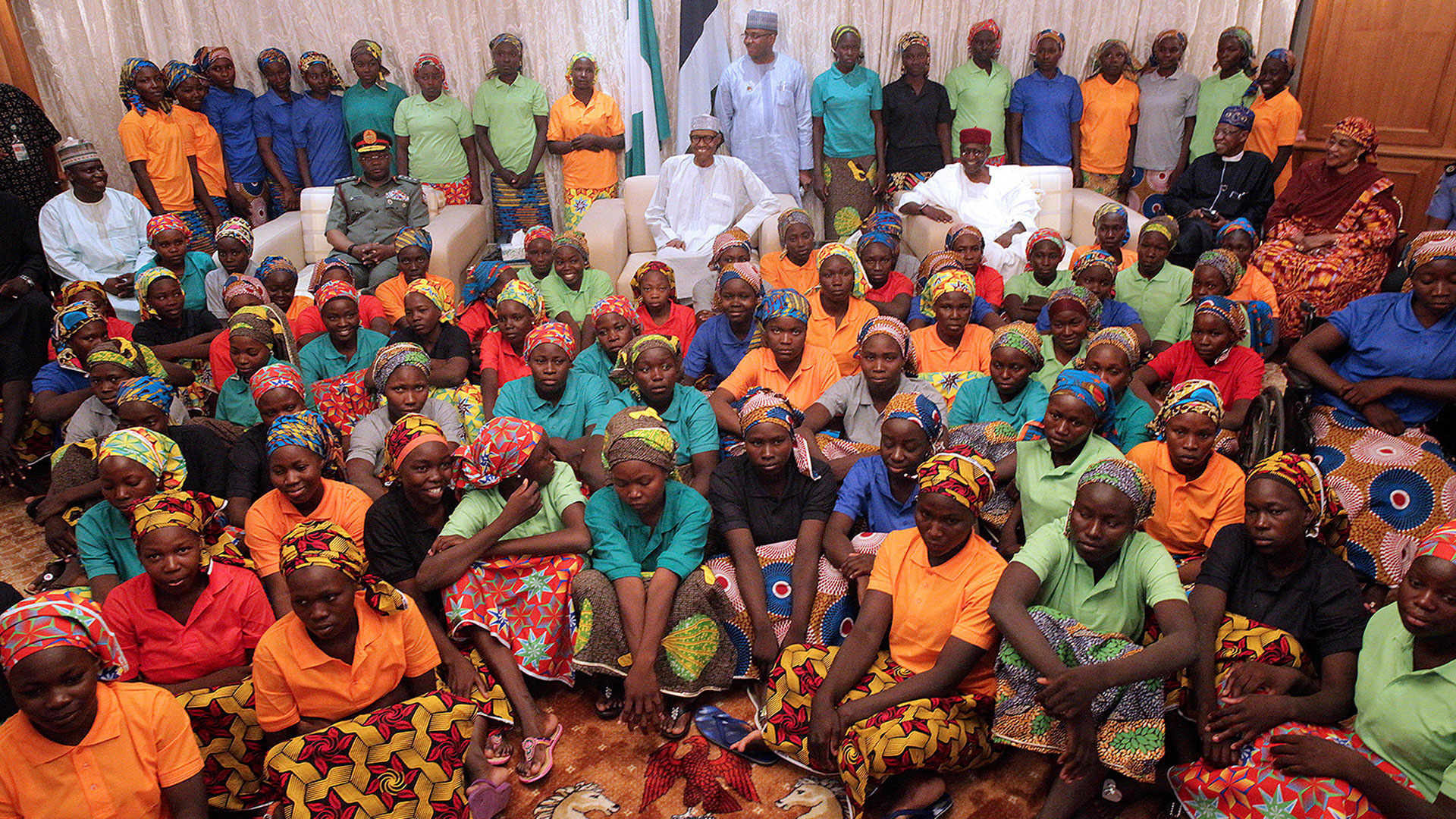 Protester efter mord i nigeria