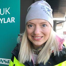 Helena Eriksson är projektledare vid renhållningsföretaget NSR