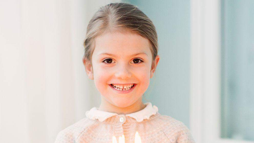 när fyller kronprinsessan år Prinsessan Estelle fyller sex år – se nya bilderna på  när fyller kronprinsessan år