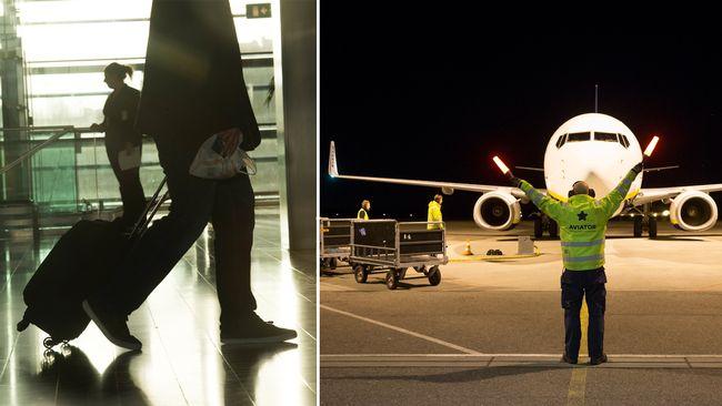 I april införs nya flygskatten – SAS hotar flytta avgångar