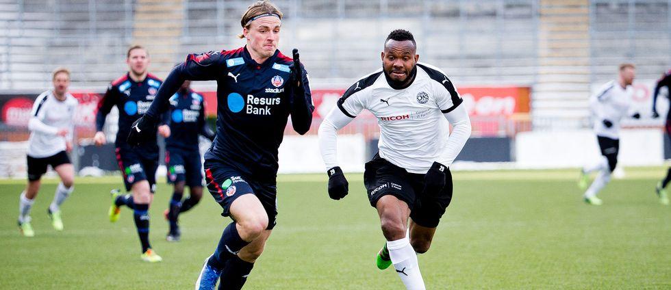 HIF var nära seger i bortamatchen mot Örebro.