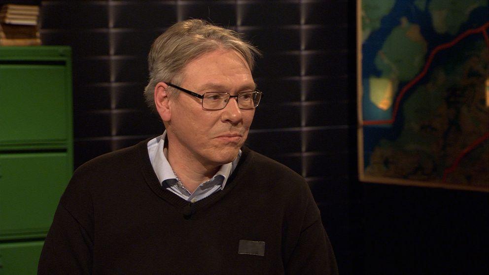 Förundersökningsledare Krister Petersson