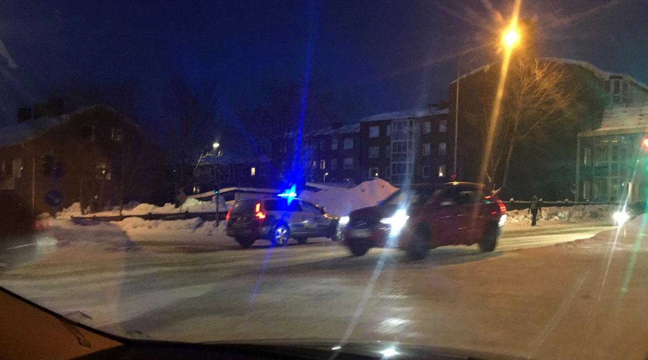 Bombhot mot trafikverket i sundsvall