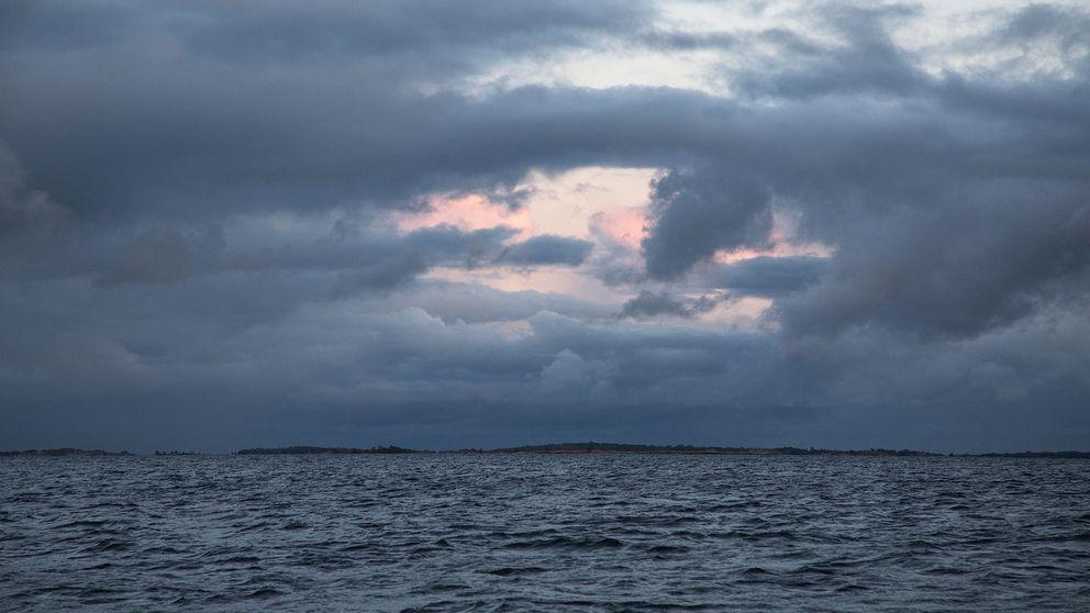 Arkivbild över Östersjön