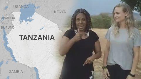 Dövkyrkan stödjer dövskolor i Afrika