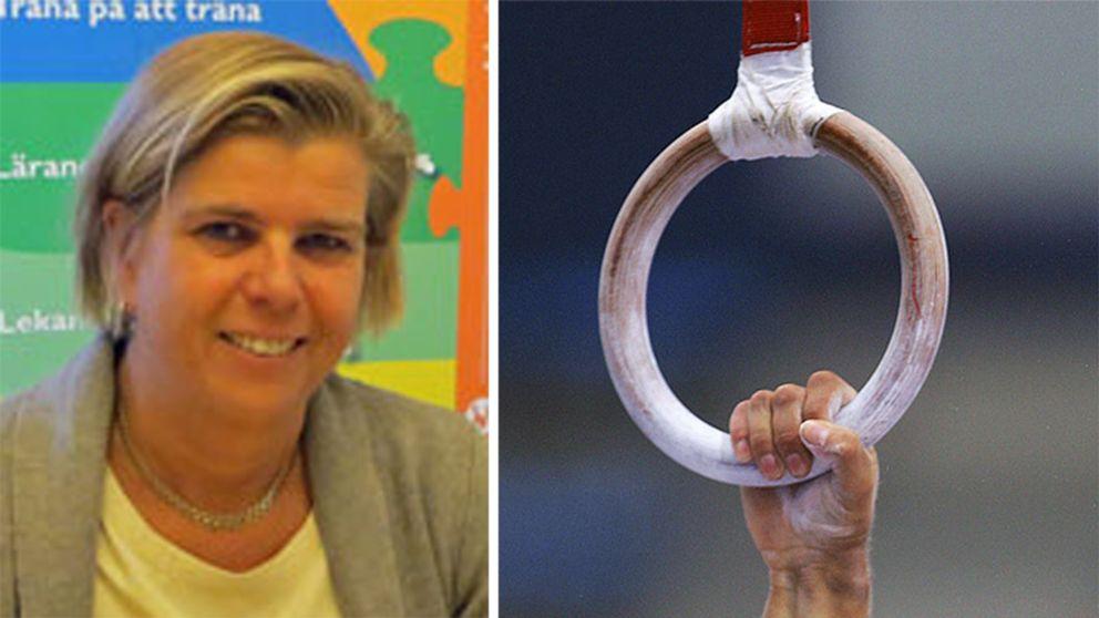 Pia Josephson, utvecklingschef på Gymnastikförbundet