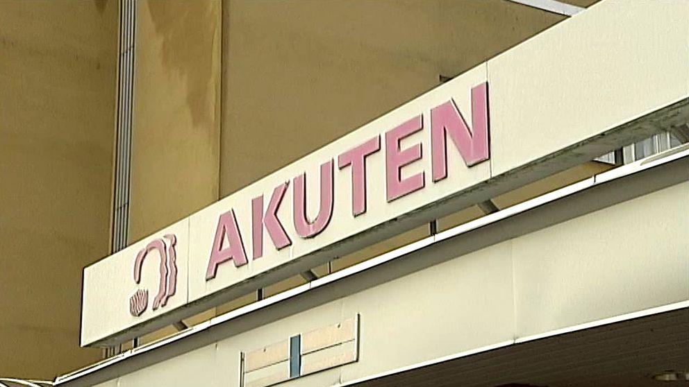 Akuten Kullbergska sjukhuset i Katrineholm