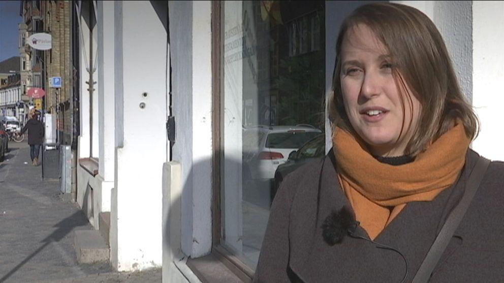 Camilla Bergvall är initiativtagare och projektledare för Kvinnokarta Helsingborg.
