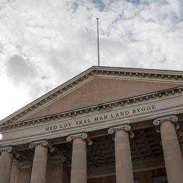 Rättegången mot Peter Madsen hålls i Köpenhamns tingsrätt.