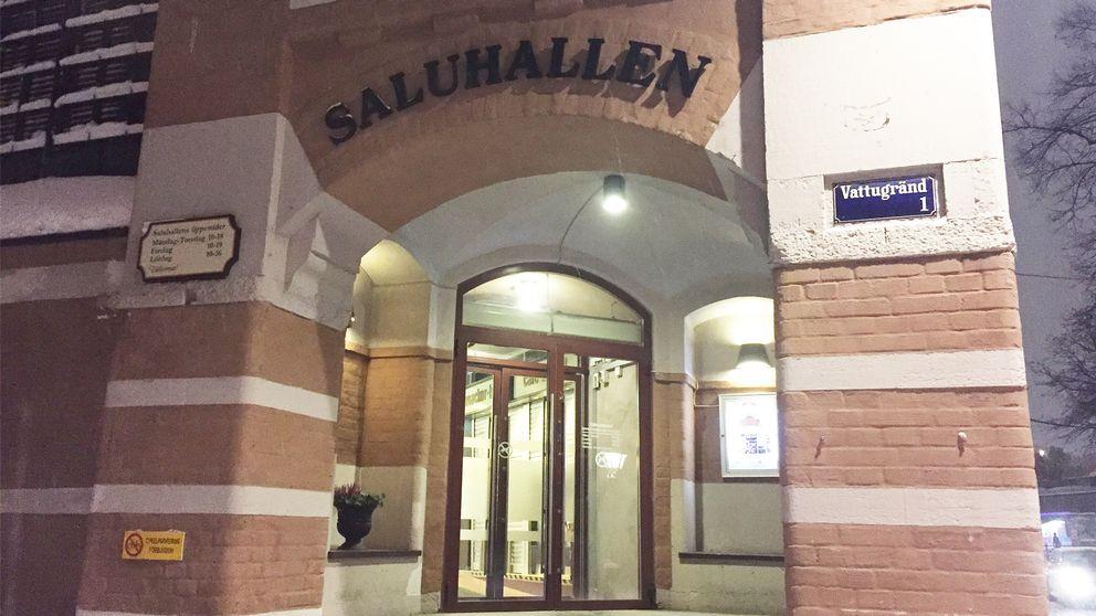 Saluhallen Uppsala