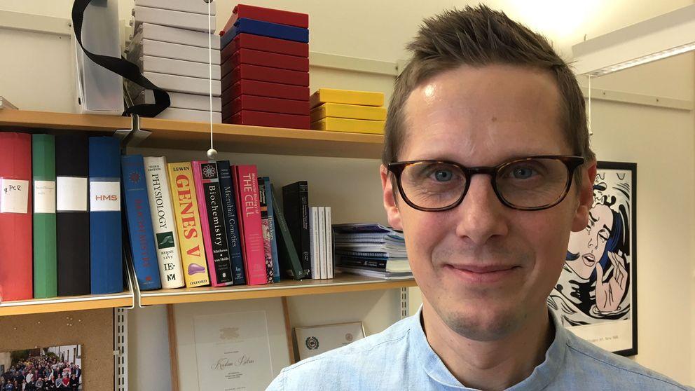 Kristian Pietras, professor i molekylär medicin vid Lunds universitet.