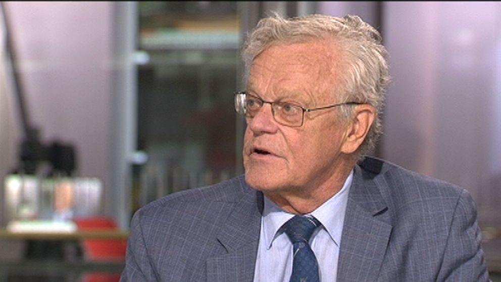 Björn Eriksson, ordförande för Riksidrottsförbundet.