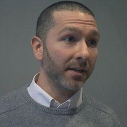 Gabriel Stein är huvudarrangör för filmfestivalen i Lund.
