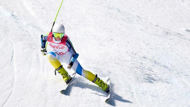 Lindstrom korde ur i slalom