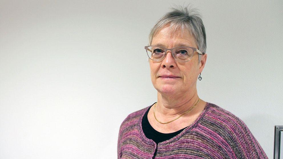 Chefläkare Maria Meidell