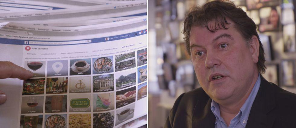 Malte Andreasson, vd på nätverket United Screens, tror att de riktade kampanjerna kan komma att orsaka en obalans inför valet.