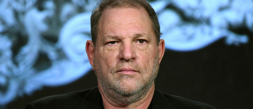Filmproducenten Harvey Weinstein.
